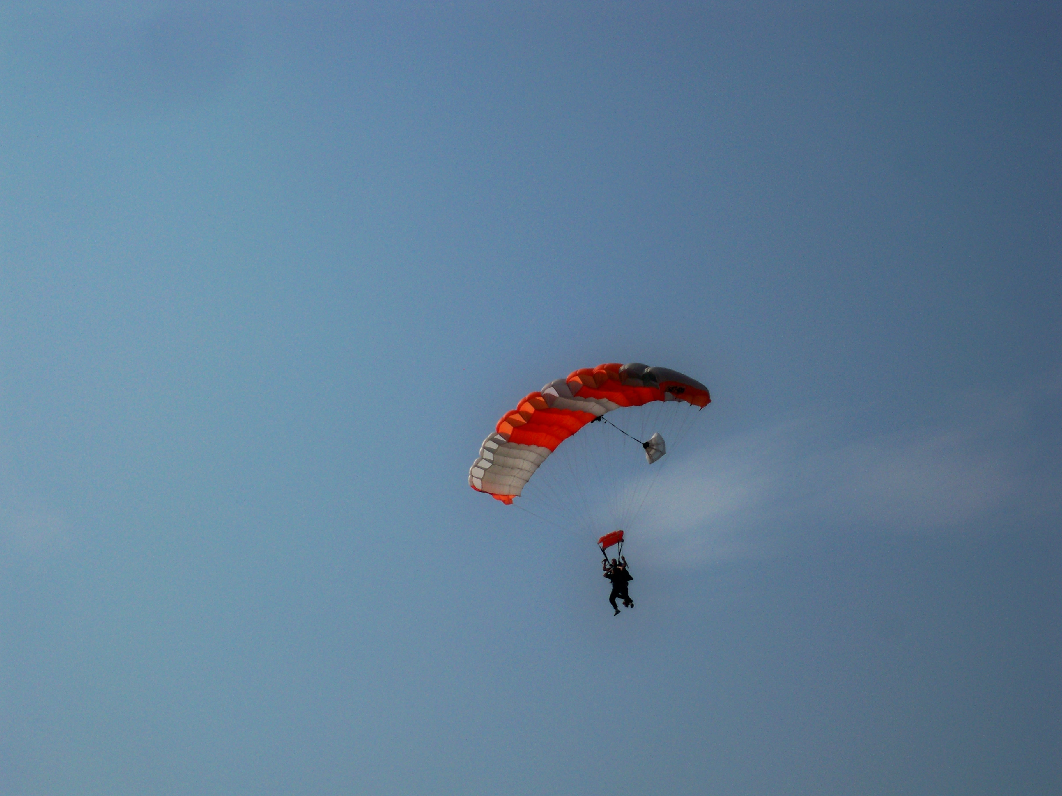 Skydiving at Sunset #4